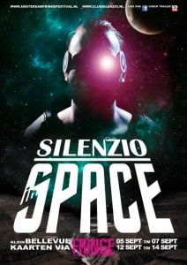 Club Silenzio in Space
