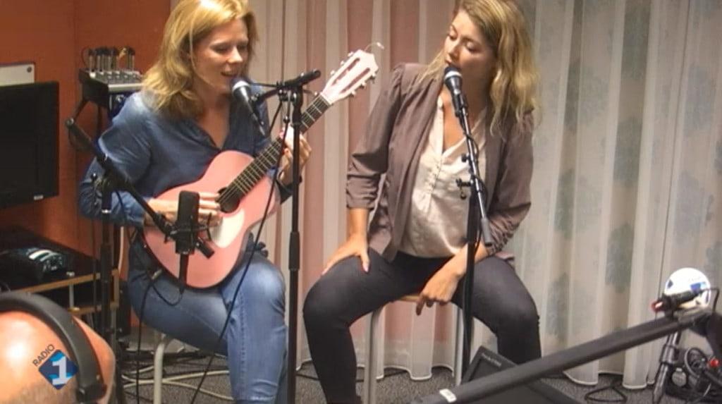 Yentl en de Boer TROS Nieuwsshow Radio 1
