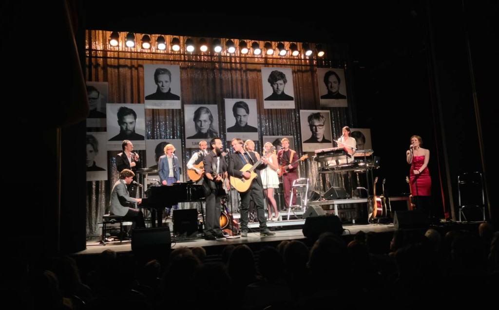 Nieuwjaarsconcert Het Nieuwe Lied in De Kleine Komedie