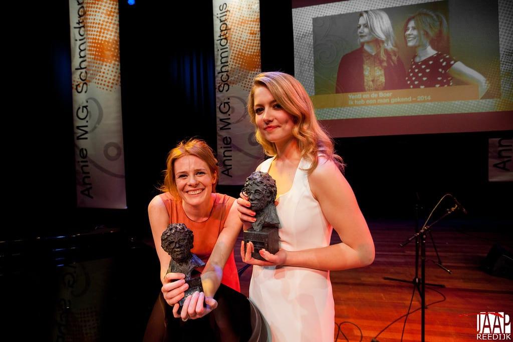 Annie M.G. Schmidtprijs 2014 - Yentl en de Boer (foto: Jaap Reedijk)