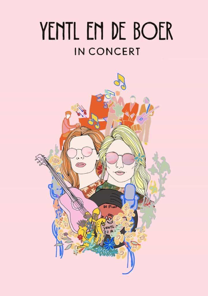Yentl en de Boer in Concert