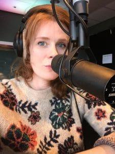 Christine de Boer bij KX Radio