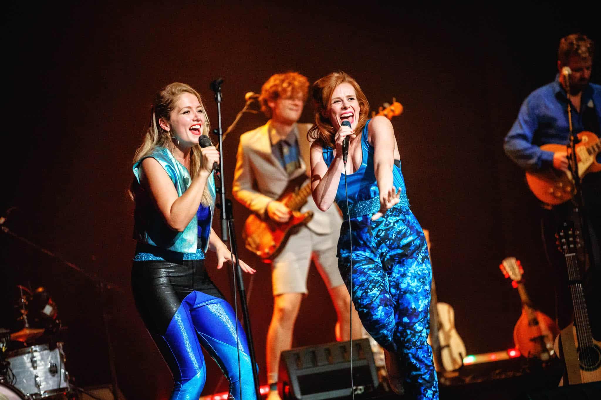 Yentl en de Boer in Concert, foto: Bart Heemskerk