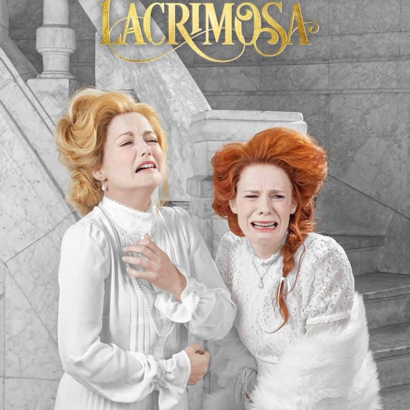 Poster Lacrimosa - Yentl en de Boer