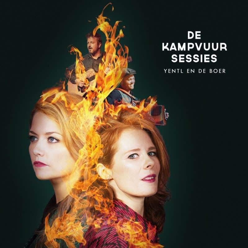 De Kampvuursessies EP - Yentl en de Boer