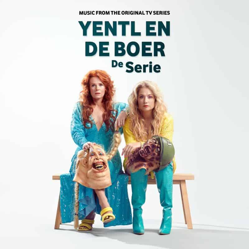 Artwork Yentl en de Boer de Serie (Music from the Original TV Series)